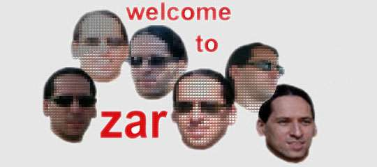welcome to zar